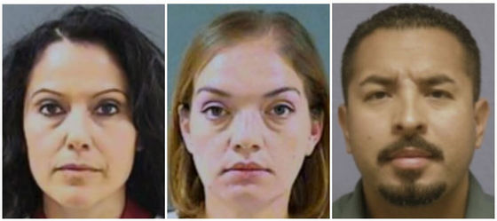 Female Wisconsin prison staffers caught on tape performing sex acts on male inmate [MUGSHOTS]