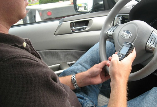 DPS Plans on Giving Speeding Tickets to People Caught Texting While Driving
