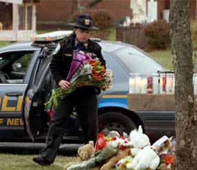 Newtown reflects on year of horror, grief and tough choices