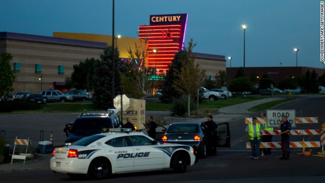 Accused Colorado theater shooter's trial date set for fall