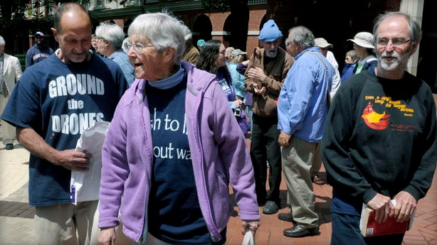 Nun, 84, gets 3 years in prison for breaking in nuclear weapons complex