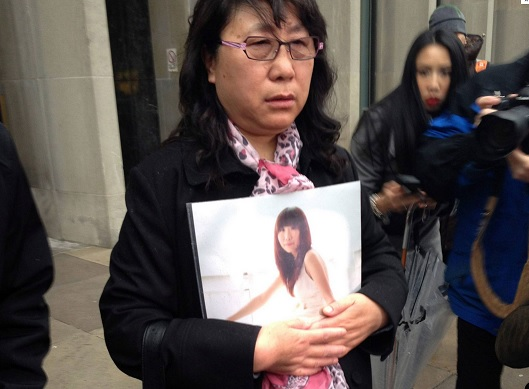 Man convicted of rape and murder of Chinese student as boyfriend watched on webcam