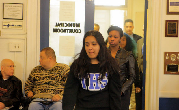 Teaneck HS students, parents react to prank that resulted in 63 arrests