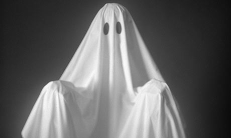 Man fined 'for pretending to be ghost' in cemetery