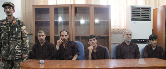 Afghan Court Sentences 7 Men To Death For Gang Rape