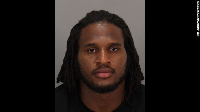 49ers' Ray McDonald faces domestic violence charge