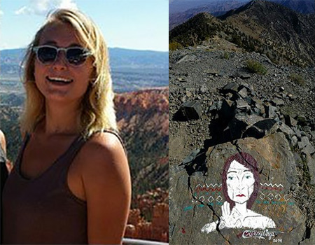 Woman Who Allegedly Vandalized Eight National Parks Publicly Named As Prime Suspect
