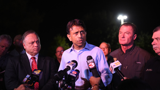 Three People Dead, Including Gunman, in Louisiana Theater Shooting