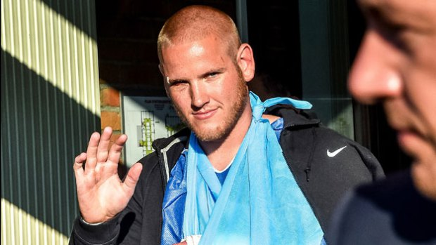 France Train Hero Spencer Stone Stabbed, In 'Stable Condition'