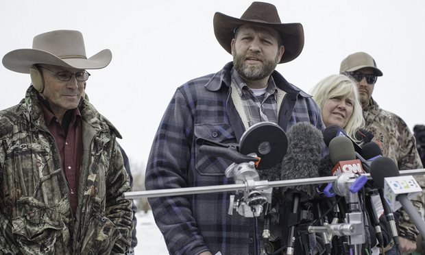 Oregon militia members could face decades in prison over new charges