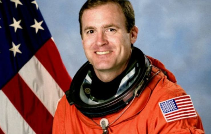 James Halsell, former space shuttle commander, indicted in traffic deaths of two girls in Alabama