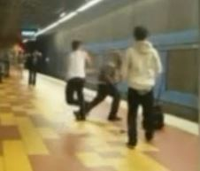 Authorities Investigating Assault Caught on Video at Hollywood Metro Station