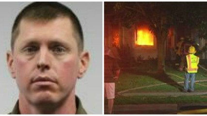 Endicott firefighter accused of arson posts $10K bail