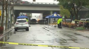 Man Fatally Shot by CHP in Santa Monica ID'd as Suspect Wanted for Stabbing Roommate: LASD