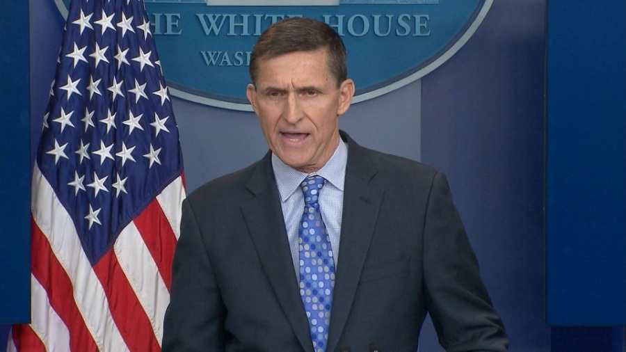 National Security Adviser Michael Flynn resigns over contacts with Russia
