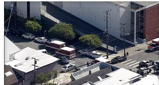 Cops: Three people, gunman dead in shooting at San Francisco UPS facility