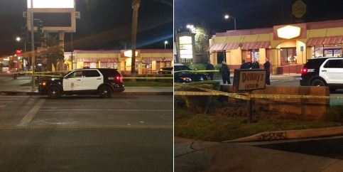 2 Dead in Shooting Outside Panorama City Denny's Restaurant