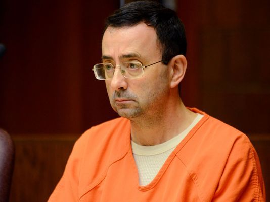 Larry Nassar sentenced to 40 to 175 years in prison in sexual assault cases