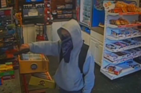 Police Searching For Armed 11-Year-Old Gas Station Robber