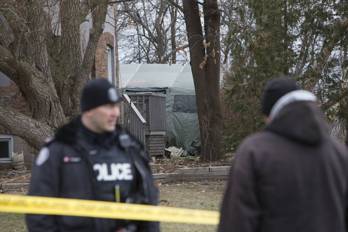 Suspect in Toronto slayings a serial killer, police allege