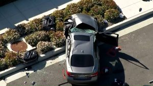 2nd Teenager Dies After Car Carrying 7 People Rolls Over in Tustin Crash