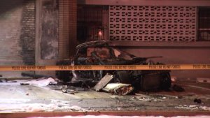 Possible Street Racing Investigated After 2 Die in Fiery Single-Vehicle Crash in Gardena