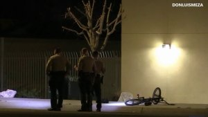 L.A. County Sheriff's Officials Investigate Fatal Shooting of Man in Palmdale