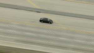 Stolen Vehicle Suspect Leads Authorities on Erratic, High-Speed Pursuit Through Several SoCal Highways