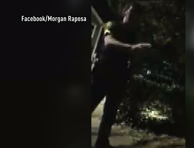 Officer fired after warning on video: 'I'm a little trigger-happy'