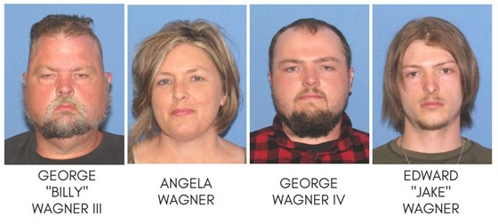 Ohio family charged with the execution-style murder of 8 people on a pot farm