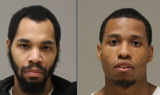 Brothers who wrote bank robbery note on backside of probation form get prison