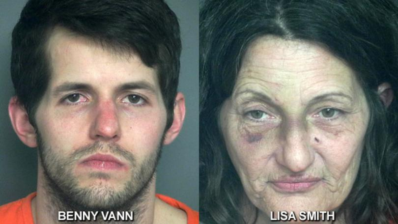 Mother, son arrested after chaos ensues in Eau Claire Walmart