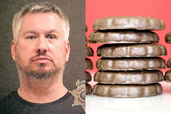 Father admits to staging home invasion to cover up his theft of daughter's Girl Scouts cookie sales