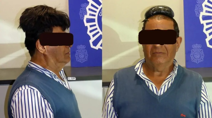 Man tried to smuggle cocaine under his toupee, Spanish police say