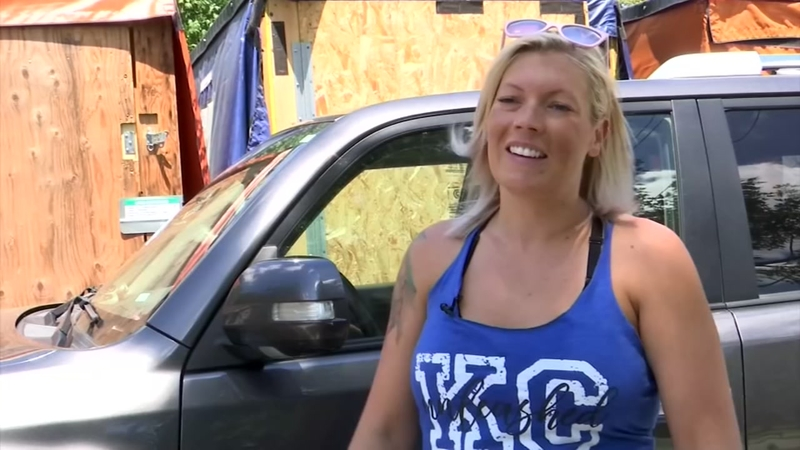 Missouri woman tracks down thieves, steals back stolen vehicle