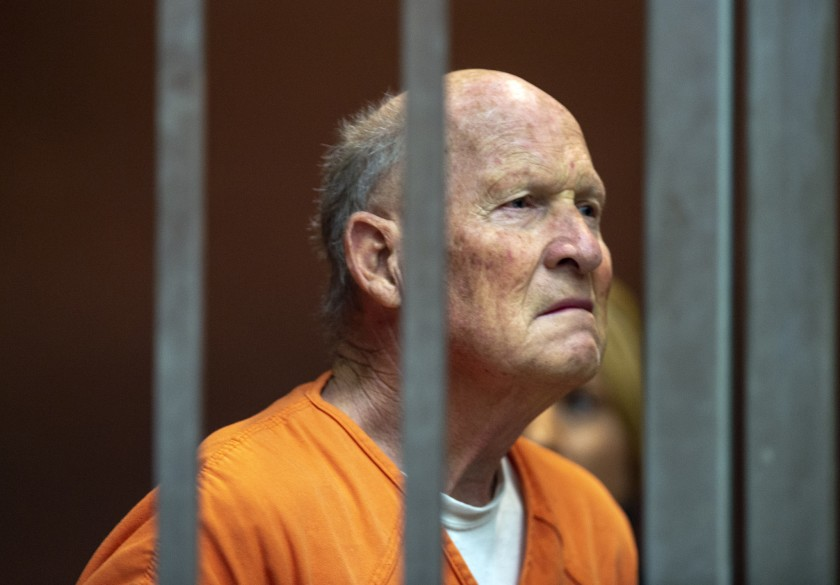 Prosecutor: Golden State Killer said inner person drove him
