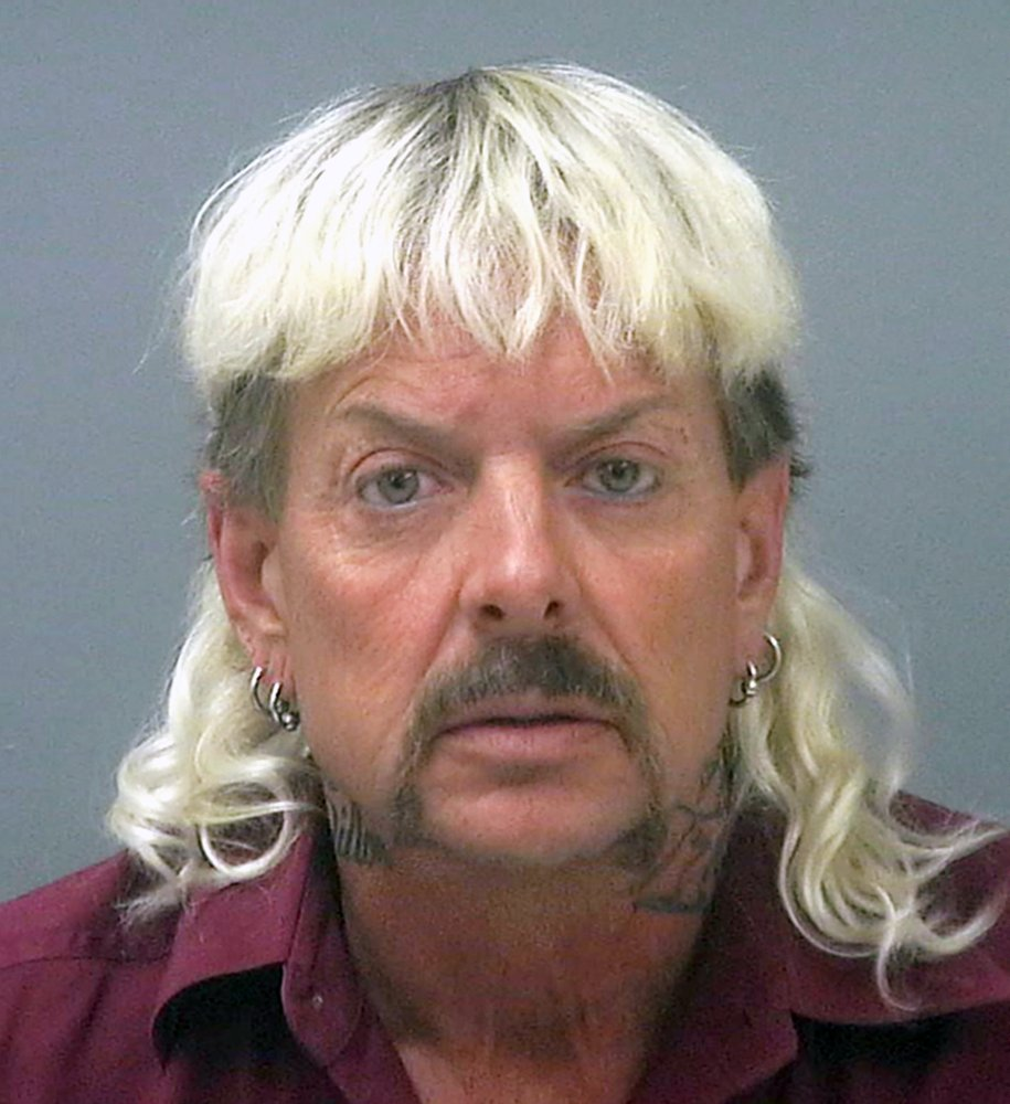 Judge gives control of Joe Exotic's zoo to Carole Baskin