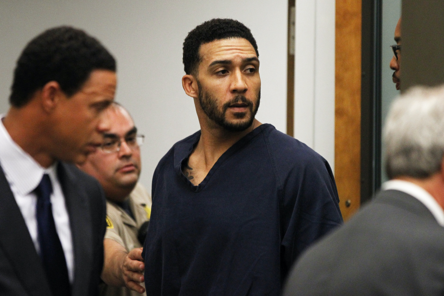 Ex-NFL player Kellen Winslow II gets 14 years in prison for rape and assault